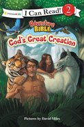 God's Great Creation (I Can Read!2/adventure Bible Series)