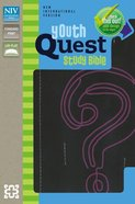 NIV Youth Quest Study Bible Imitation Leather