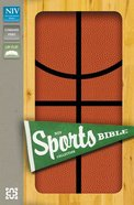 NIV Sports Collection Bible Basketball (Red Letter Edition) Imitation Leather