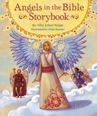 Angels in the Bible Storybook Hardback
