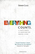 Everything Counts Hardback
