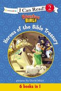 Heroes of the Bible Treasury (I Can Read!2/adventure Bible Series)