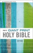 NIRV Giant Print Holy Bible
