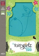 NKJV Faithgirlz Bible Caribbean Blue (Black Letter Edition) (Faithgirlz! Series)