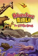 Adventure Bible For Little Ones Board Book
