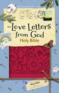 NIRV Love Letters From God Bible Magenta