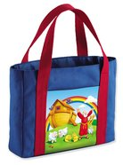 Canvas Bag: Beginner's Bible My First Church Bag, Noah's Ark, Medium (Beginner's Bible Series)