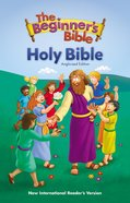 NIRV Beginner's Holy Bible Anglicised Edition Hardback