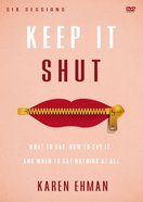 Keep It Shut (A Dvd Study) DVD