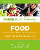 Food (Study Guide) (The Daniel Plan Essentials Series) Paperback