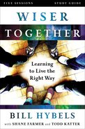 Wiser Together (Study Guide) Paperback