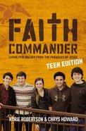 Faith Commander (Duck Dynasty) (Teen Study Guide)