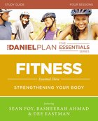 Fitness (Study Guide With DVD) (The Daniel Plan Essentials Series) Pack