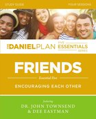 Friends (Study Guide) (The Daniel Plan Essentials Series) Paperback