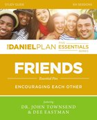 Friends (Study Guide With DVD) (The Daniel Plan Essentials Series) Pack
