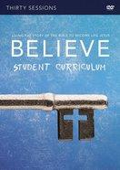 Believe (Student DVD Study) (Believe (Zondervan) Series) DVD