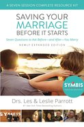 Saving Your Marriage Before It Starts (Curriculum Kit) Pack