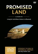 The Promised Land (A DVD Study) (#01 in That The World May Know Series) DVD