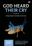 God Heard Their Cry (A DVD Study) (#08 in That The World May Know Series) DVD