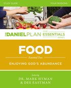 Food (Study Guide With DVD) (The Daniel Plan Essentials Series) Pack