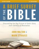 A Brief Survey of the Bible (Study Guide With Dvd) Pack