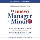 Nuevo Mnager Al Minuto, El (One Minute Manager) CD