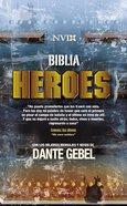 Nvi Biblia Heroes (Heroes Bible) Hardback