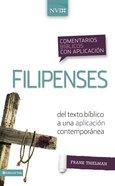 Nvi Comentario Filipenses (Nivac: Philippians) Hardback
