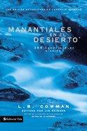 Manantiales En El Desierto - Edicin Actualizada (Streams In The Desert) Paperback