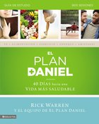 El Plan Daniel - Guia De Estudio (Feast On Something Bigger Than A Fad) Paperback