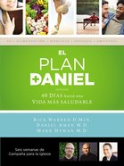 El Plan Daniel - Campana Para La Iglesia- Kit (Daniel Plan Church Campaign Kit) Pack
