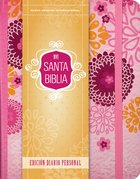 Nvi Santa Biblia Edicion Diario Personal Rosa (Holy Bible Journal Edition Pink)