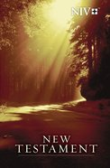 NIV Outreach New Testament Forest Paperback