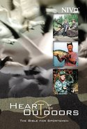 NIV Heart of the Outdoors Bible Paperback
