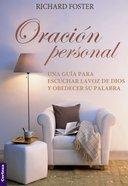 La Oracion Personal / Meditative Prayer Paperback