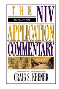Revelation (Niv Application Commentary Series)