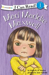 Mad Maddie Maxwell (I Can Read!1 Series)