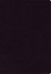 NKJV Cultural Backgrounds Study Bible Black Red Letter Edition