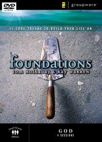 Foundations: God DVD