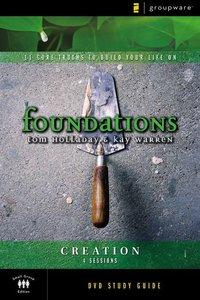 Foundations: Creation (Participants Guide)