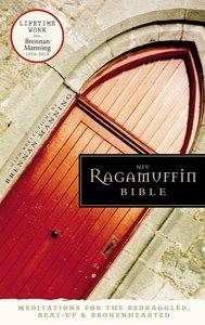NIV Ragamuffin Bible (Black Letter Edition)