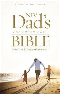 NIV Dads Devotional Bible