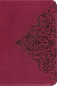 NIV New Testament With Psalms and Proverbs Cranberry