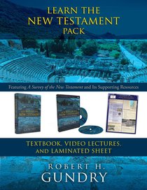 Learn the New Testament Pack: Featuring a Survey of the New Testament and Its Supporting Resources (Dvd)