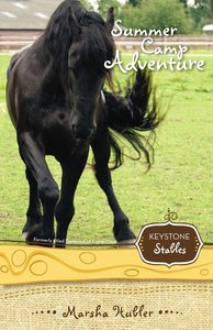 Summer Camp Adventure (Formerly Teamwork At Camp Tioga) (#04 in Keystone Stables Series)