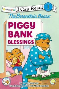 The Piggy Bank Blessings (I Can Read!1/berenstain Bears Series)
