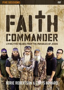 Faith Commander: A DVD Study (Duck Dynasty)