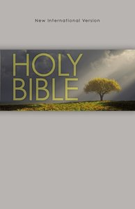 NIV Outreach Bible Tree (Black Letter Edition)