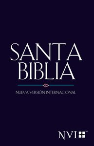 Nvi Santa Biblia/Nvi Outreach Bible Blue Jewel