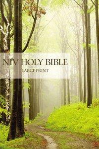 NIV Holy Bible Large Print Path